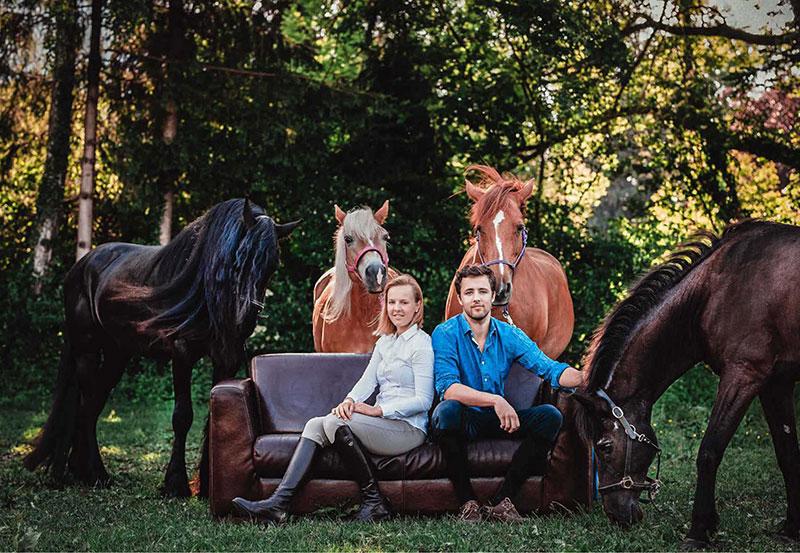 Pferdepflege aus Österreich - CXEVALO